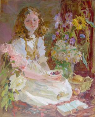 Igor Zhuk, paintings